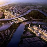 Int. Competition ECO-City, Tianjin, China with RS associated architects GmbH, 1. rank, may 2009