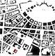 léonwohlhage - Anerkennung im WB Neubau Ostgebäude auf der Liegenschaft des Bundesgerichtshofs (BGH) - Schwarzplan