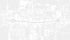 Stadträumliche Verbindung