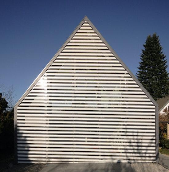 1. Preis: Erweiterung eines bestehenden Wohnhauses, Haack + Höpfner . Architekten und Stadtplaner BDA, Metallbau Nensel GmbH, © HHA