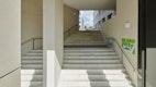 Blick in den Treppenaufgang zum Gemeinschaftsplatz