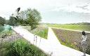 Perspektive Bürgerpark | QUERFELD EINS Landschaft | Städtebau | Architektur  + Manuel Bäumler