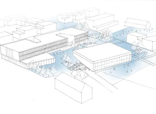 1. Preis: © a sh sander.hofrichter architekten GmbH