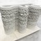 Fire Wall: Filigree patterns of 3D printed concrete
