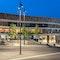 Mönchengladbach Sonnenhausplatz lohrer.hochrein landschaftsarchitekten und stadtplaner gmbh DAY & LIGHT LICHTPLANUNG