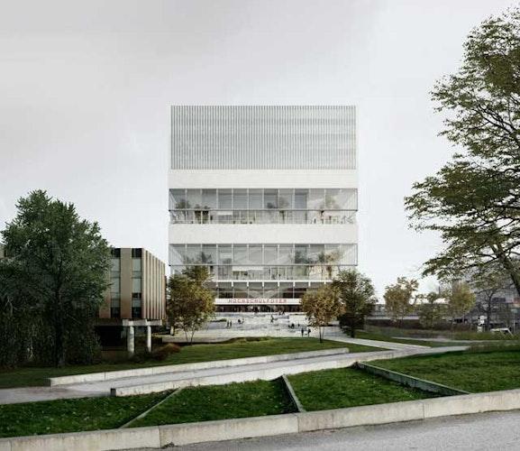 Neubau eines Hörsaal- und Veranstaltungszentrums in Bremen