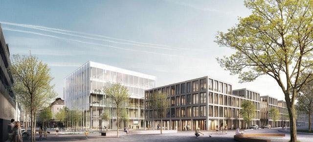 Neubau Stadthaus Bergisch Gladbach