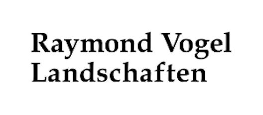 Raymond Vogel Landschaften AG