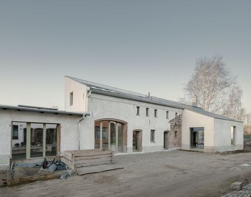 1. Preis: Remise Rosé, HELGA BLOCKSDORF - ARCHITEKTUR, © Simon Menges