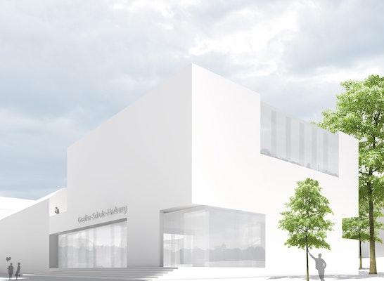 1. Preis Zuschlag: Perspektive, © PFP Planungs GmbH