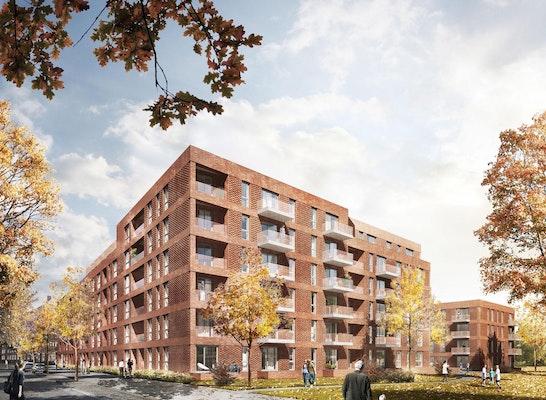 1. Preis: Familiengerechtes Wohnen am Wittenkamp, © Bloomimages / KBNK Architekten GmbH