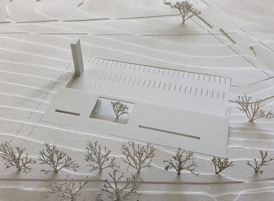 ein 2. Preis Zuschlag: © Frank Heinz, Freier Architekt