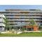 Baugruppe LiSA: 48 Wohneinheiten mit Ateliergebäude und Gemeinschaftsinsel
