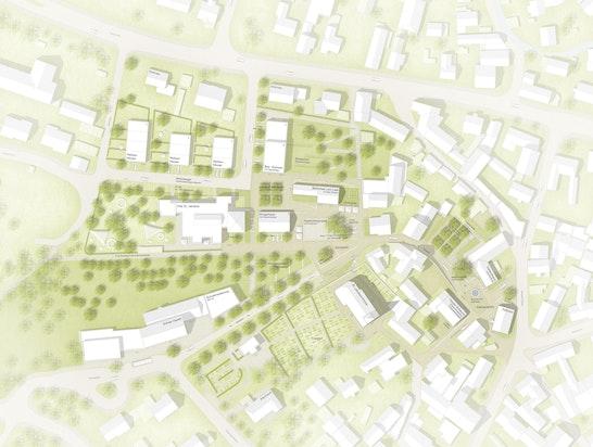 Städtebaulicher Entwurf