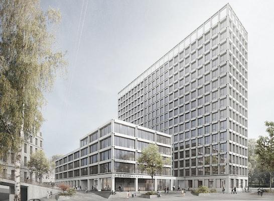 1. Preis Nach Überarbeitung: © agn architekten ingenieure generalplaner