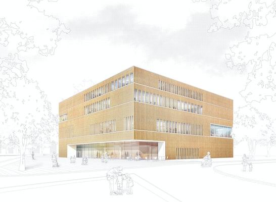 1. Preis: © karlundp Architekten, TOPOS - Stadtplanung Landschaftsplanung Stadtforschung