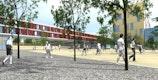 Perspektive Campus-Terrasse
