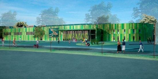 Auszeichnung: Neubau eines Passivhaus-Hallenbades, pbr Planungsbüro Rohling AG