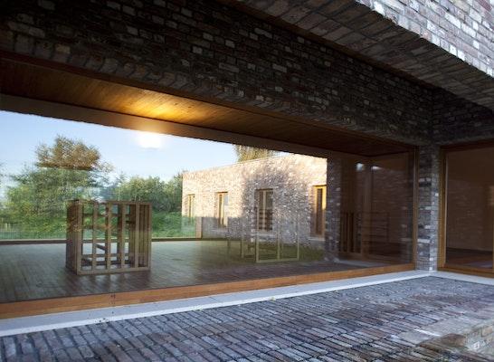 Winner Grand Prix: Architekturmuseum Stiftung Insel Hombroich, Neuss , Álvaro Siza , finsterwalder architekten,    © Wienerberger AG