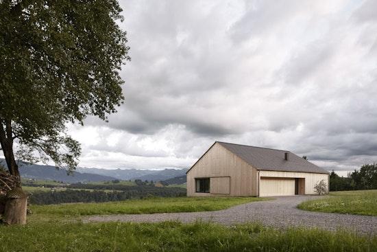 1. Preis: Haus Kaltschmieden, Bernardo Bader Architekten, © Adolf Bereuter