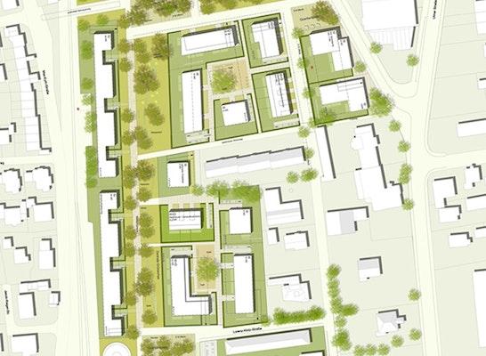 g2-Landschaftsarchitekten, Illertissen - Wohnen in guter Nachbarschaft