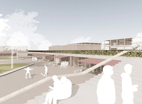 1. Preis: © gernot schulz : architektur GmbH