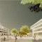 2. Phase / Blick Richtung Campusboulevard © BLK2 Architekten