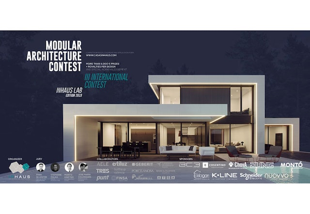"III INTERNATIONAL CONTEST ""inHAUS LAB – Design your modular house"" FOR STUDENTS AND NEW GRADUATES"