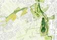 Konzept Gartenschau M 1:2.500
