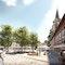 MichaelsPlatz als Multifunktionales Stadtgelenk