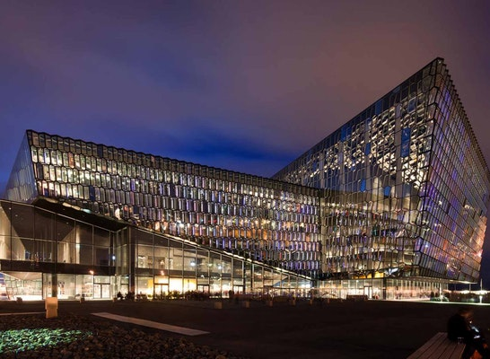 Auszeichnung: Harpa Concert Hall and Conference Center, © Nic Lehoux