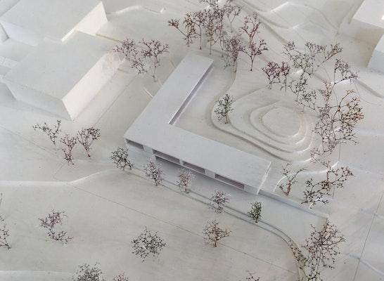1. Preis: © Arbeitsgemeinschaft  Andreas Hack l Lanz · Schwager Architekten BDA