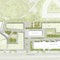 Plan der Freianlagen