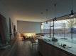 "Carraig Ridge - ""T"" House - interior perspective"