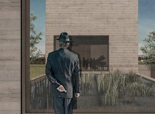 ein 1. Preis: Innenperspektive, © Adrian Bachmann / Can Peter Grothmann