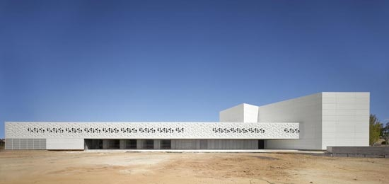 Best of Best Architecture I Public: Contemporary Art Centre Córdoba. C4, Nieto Sobejano Arquitectos