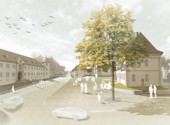 1. Preis: © JOMA Landschaftsarchitektur