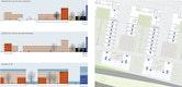Zum Grünzug im Süden öffnet sich ein Quartier mit Höfen, Gassen und Pocketparks