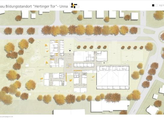 Zuschlag: © brüchner-hüttemann pasch bhp Architekten + Generalplaner GmbH