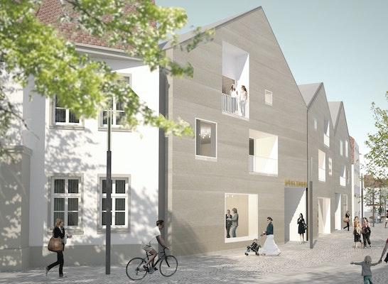1. Preis: © dreibund architekten BDA ballerstedt   helms   koblank   PartGmbB