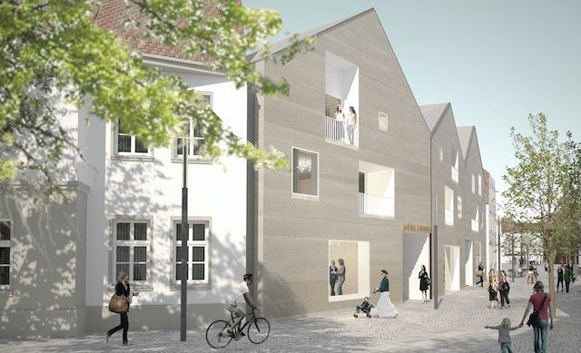 Umgestaltung und Erweiterung des Mühlenhof-Areals in Iserlohn