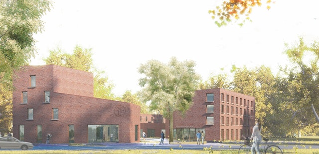 Neubau eines Bildungs- und Innovationszentrums im Schornsteinfegerhandwerk (BIS) in Hannover