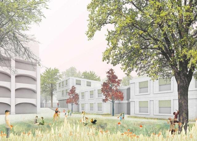 Neubau einer Kindertageseinrichtung in Karlsruhe