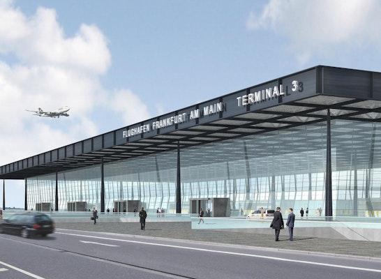 Neubau Terminal 3 - Terminalgebäude