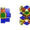 Draufsicht und Isometrie der Atriumflächenkombination