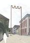 Anerkennung Stadteingänge / Büro für Städtebau und Architektur Dr. Holl, Würzburg, licht|raum|stadt planung gmbh, Wuppertal und matthias braun, Würzburg