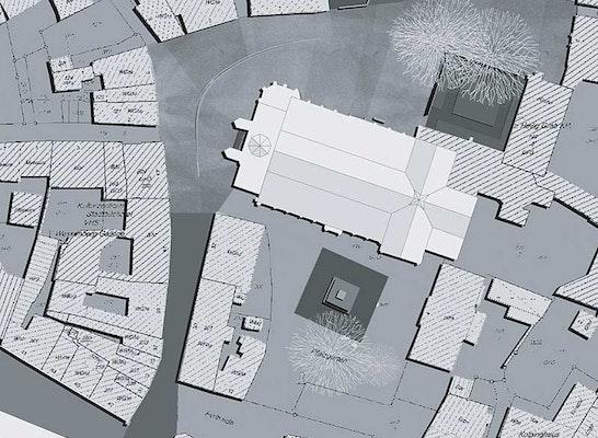 Lageplan Münsterplatz