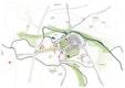 Historischer Stadtkern im Netz