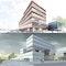 Zwei 1. Preise: oben Delugan Meissl Associated Architects, Wien; unten Haslob Kruse + Partner, Bremen