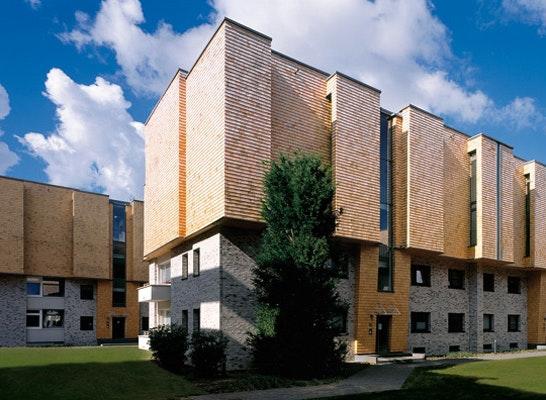 1. Preis: Treehouses Bebelallee, blauraum architekten BDA, Hamburg (DE)